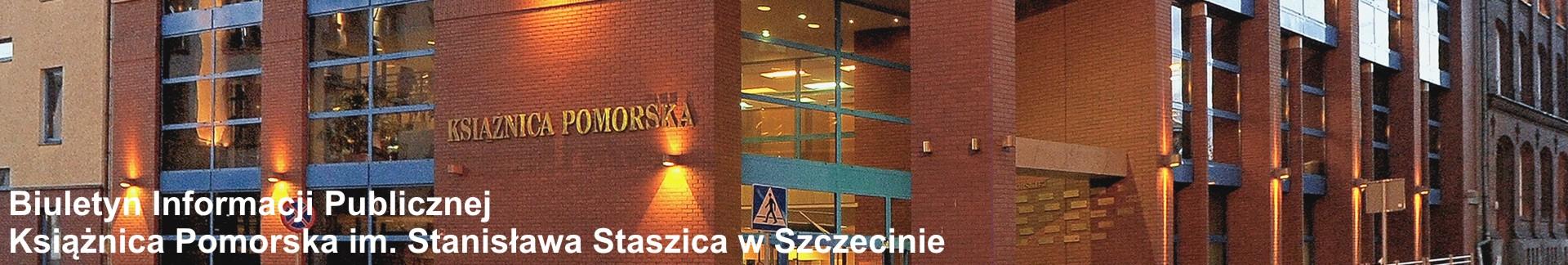 Budynek Biblioteki od strony ul. Rybackiej